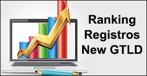ranking registro dominios